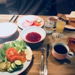 Breakfast at Saariselkä Inn